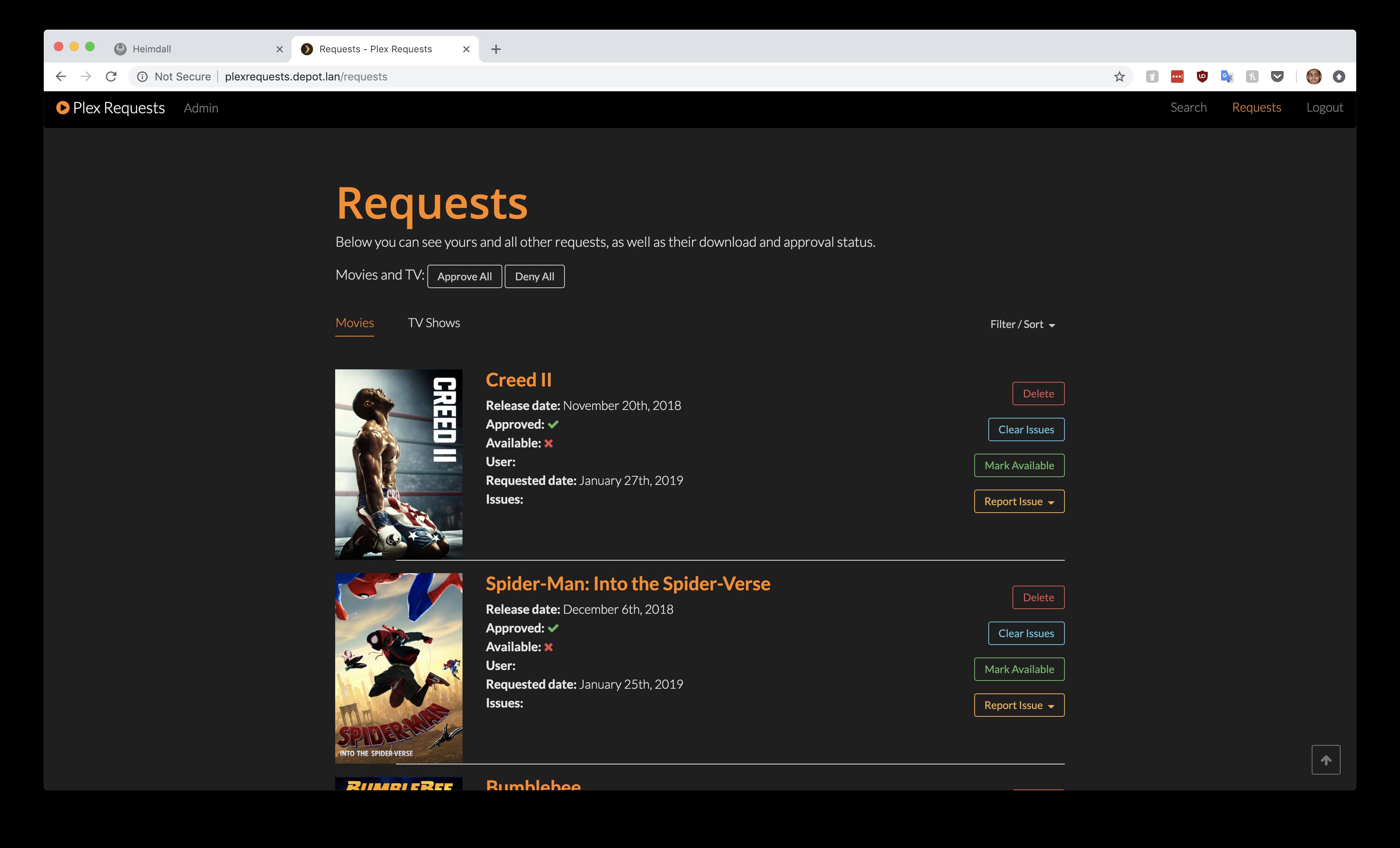 Ultimate Media Server Build - Part 3 - MediaDepot/CoreOS